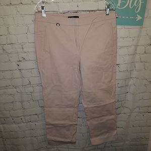 Adriana Papell Crop Pants